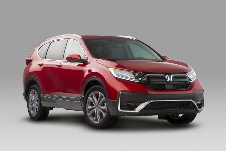 Honda to invest $4.2 million in its Indiana production plant to develop electric-hybrid CR-V