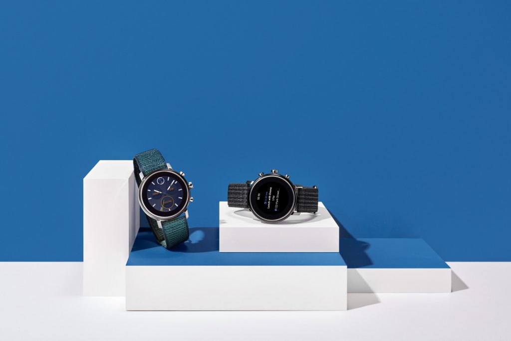 Movado - Connect - Two Watches