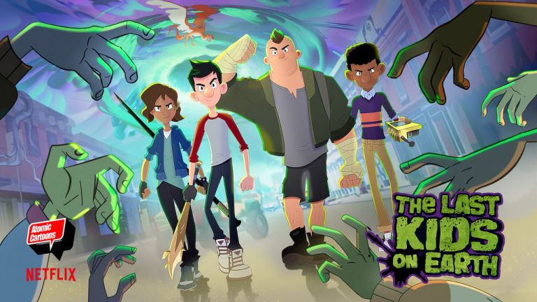 Atomic Cartoons, Outright Games to develop a video game based on The Last Kids on Earth series