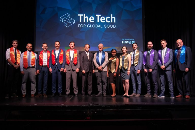 The Tech Interactive to honor global leaders of innovation