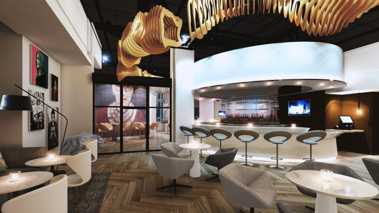 Hotel Zena, an art-infused tribute to female empowerment, to open in Washington, D.C.