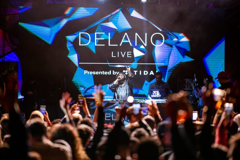 "sbe and TIDAL launch new concert series, ""Delano Live Presented by TIDAL"" during Miami Art Week"
