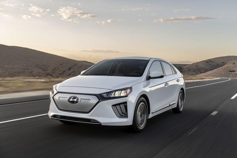 2020 Hyundai IONIQ Electric has 37% more driving range