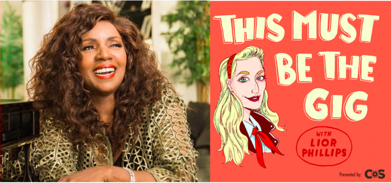 Consequence Podcast has launched their latest episode of This Must Be The Gig with Gloria Gaynor