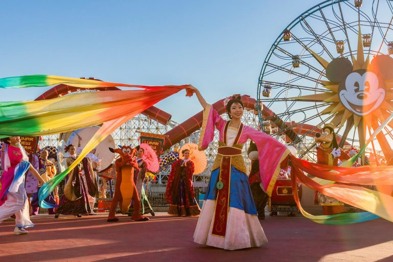 Disneyland Resort welcomes the Year of the Mouse
