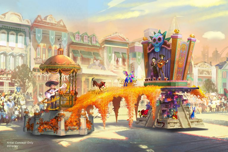 Disneyland Resort debuts all-new 'Magic Happens' Parade
