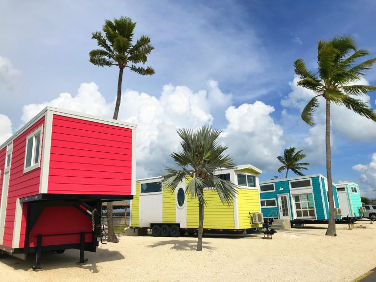 Petite Retreats Open first tiny house village in the Florida Keys