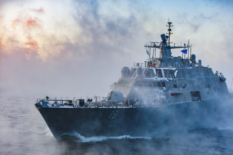 Littoral Combat Ship 19 (St. Louis) delivered to U.S. Navy