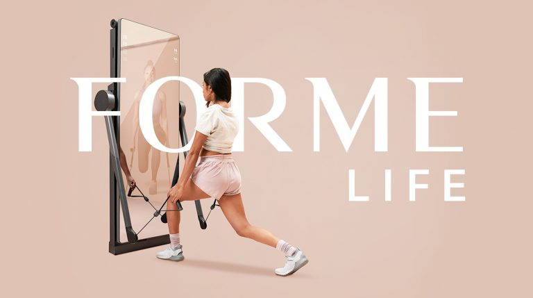 FORME Life Launches fitness home studio