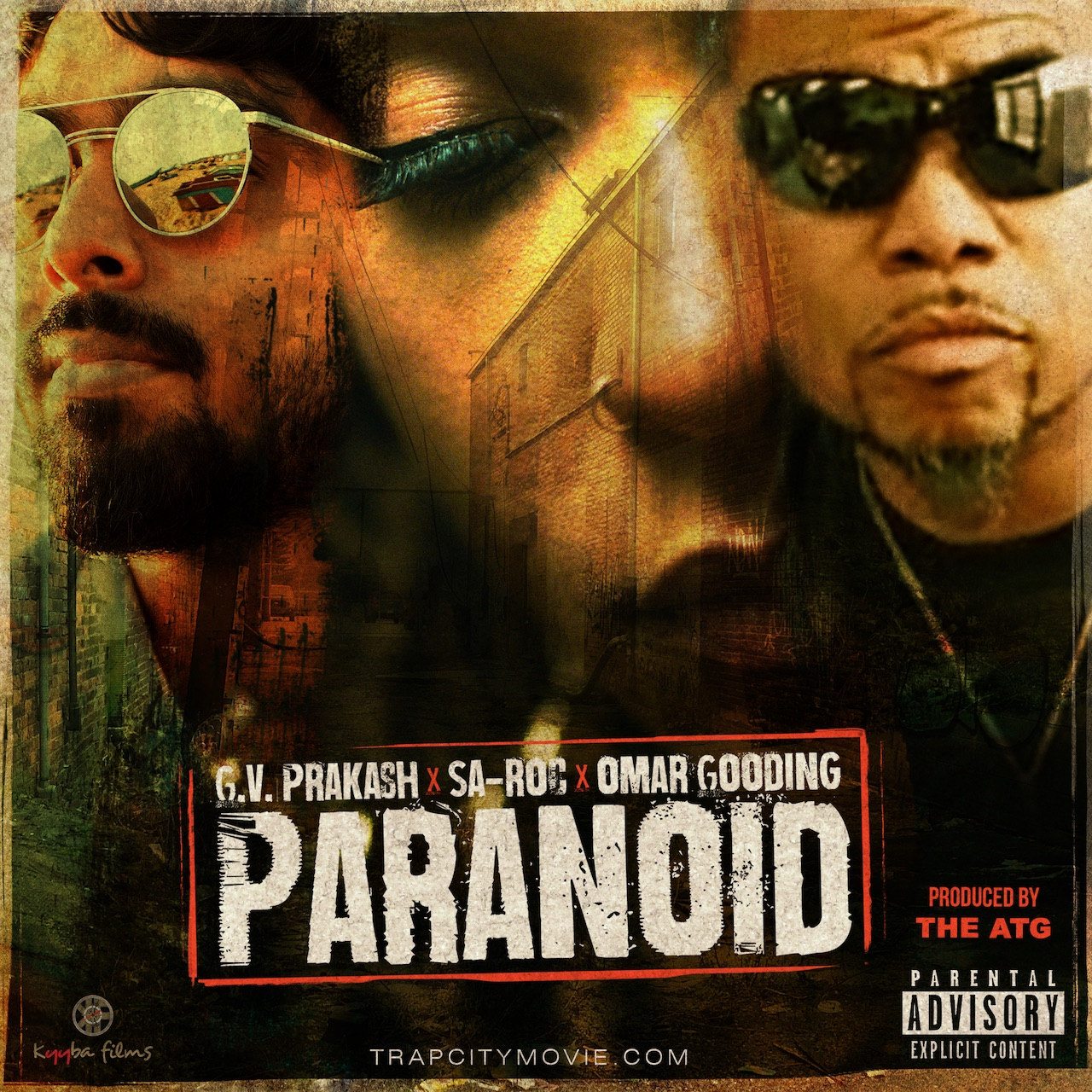 Paranoid-Music-Video-Soundtrack-Trap-City-Official-poster