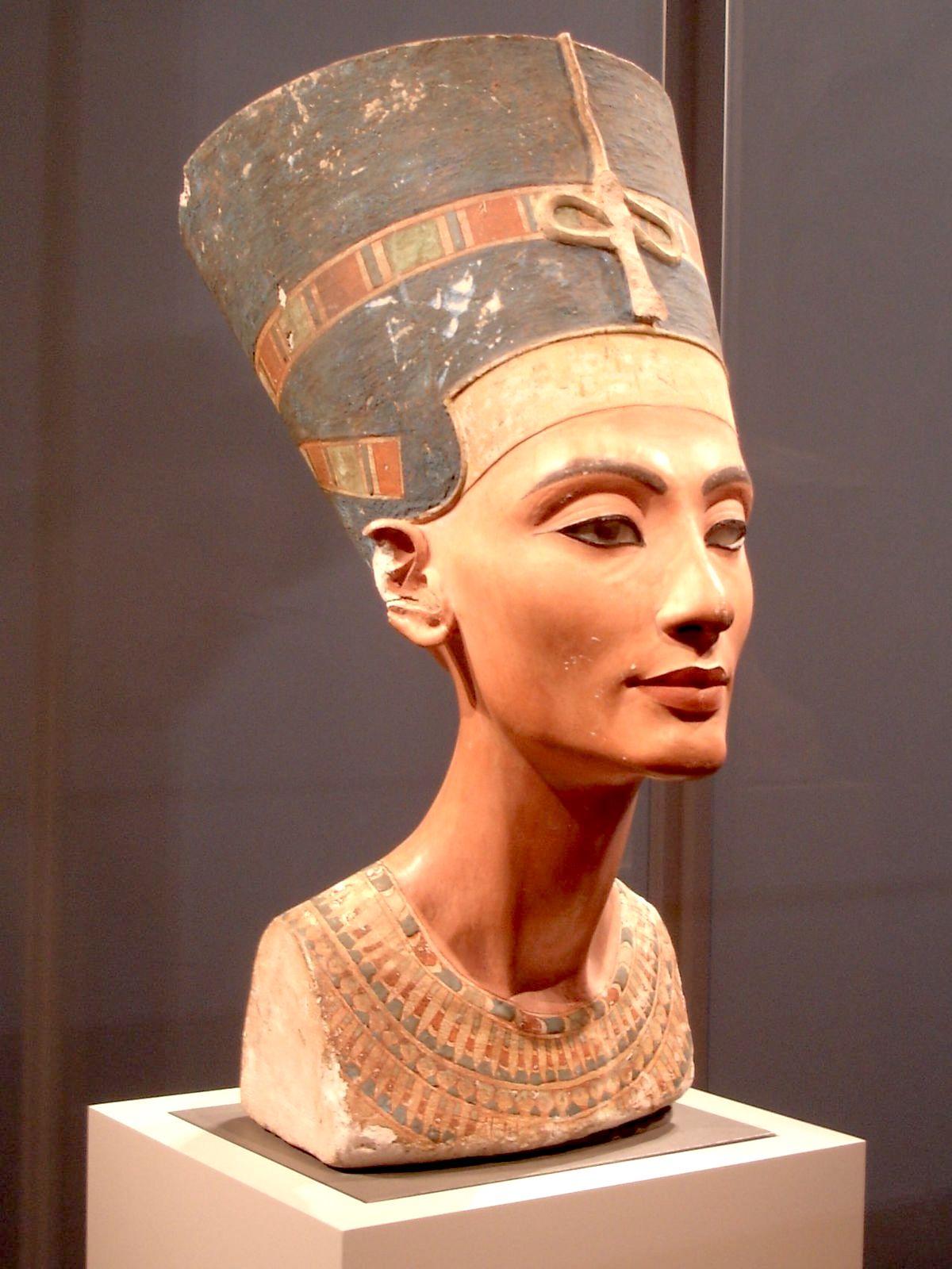 Egypt-Queen-Nefertiti