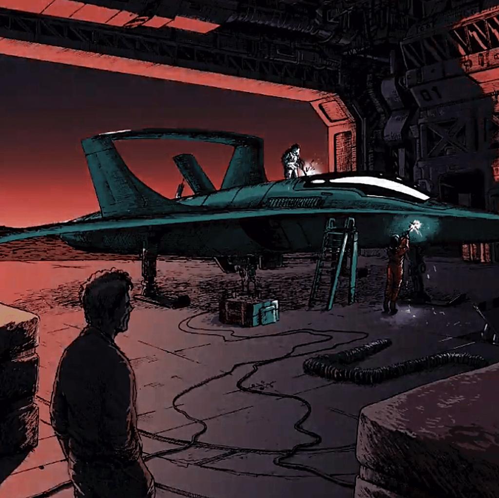 Vega-Missile-music-artwork