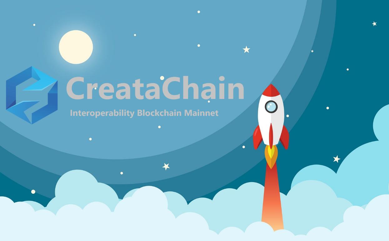 Creata-Chian-blockchain-technology