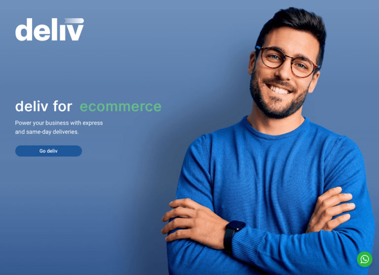 Deliv launches people-driven and tech-empowered express delivery service for businesses