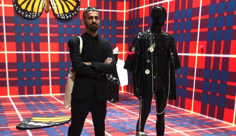 Human art meets technology as NFT artist Orkhan brings new cultural works to light with AI