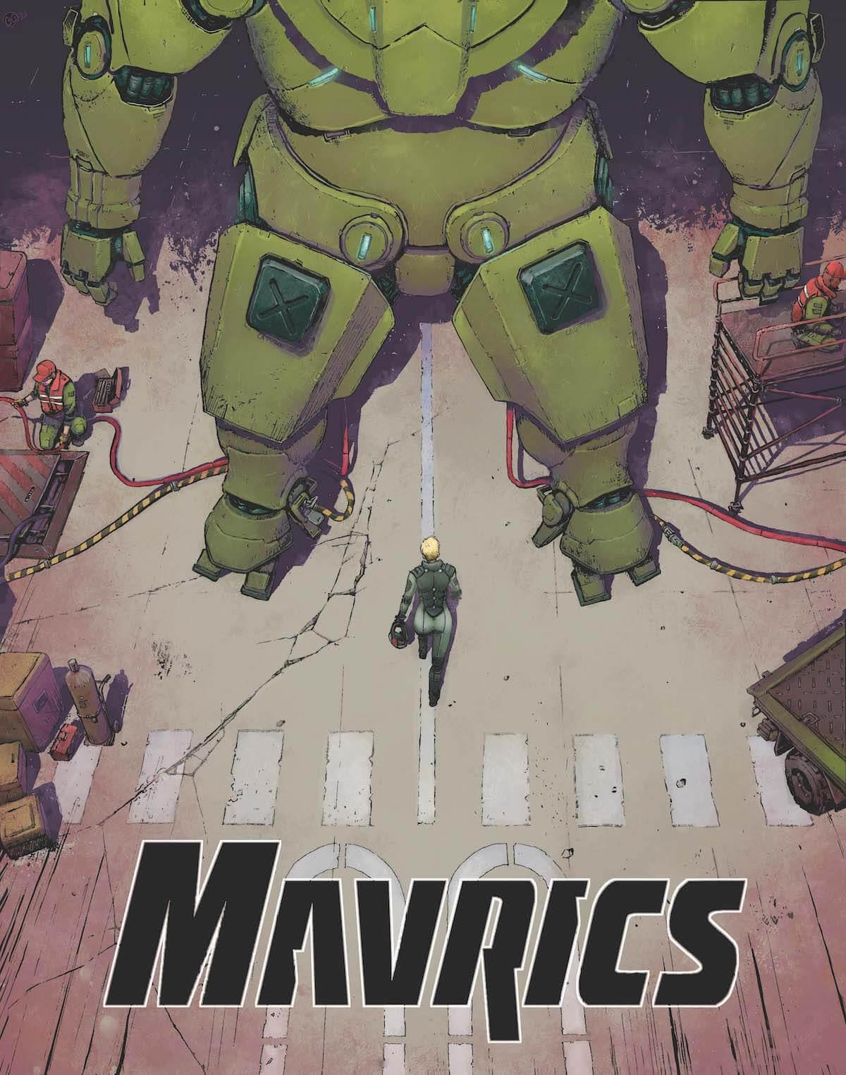 MAVRICS-graphic-novel-cover