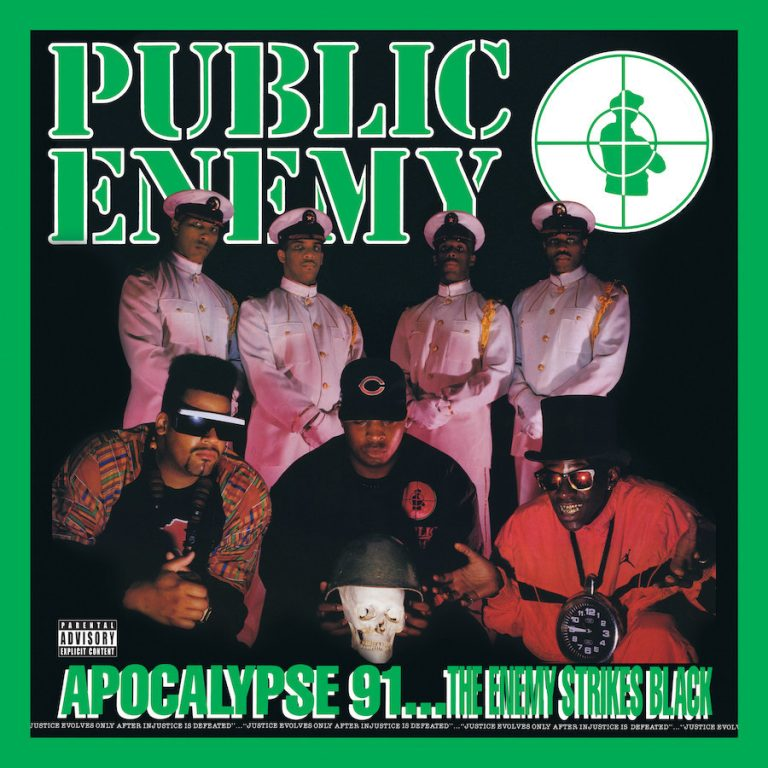 30th Anniversary digital Deluxe Edition of Public Enemy's platinum selling Apocalypse 91… announced